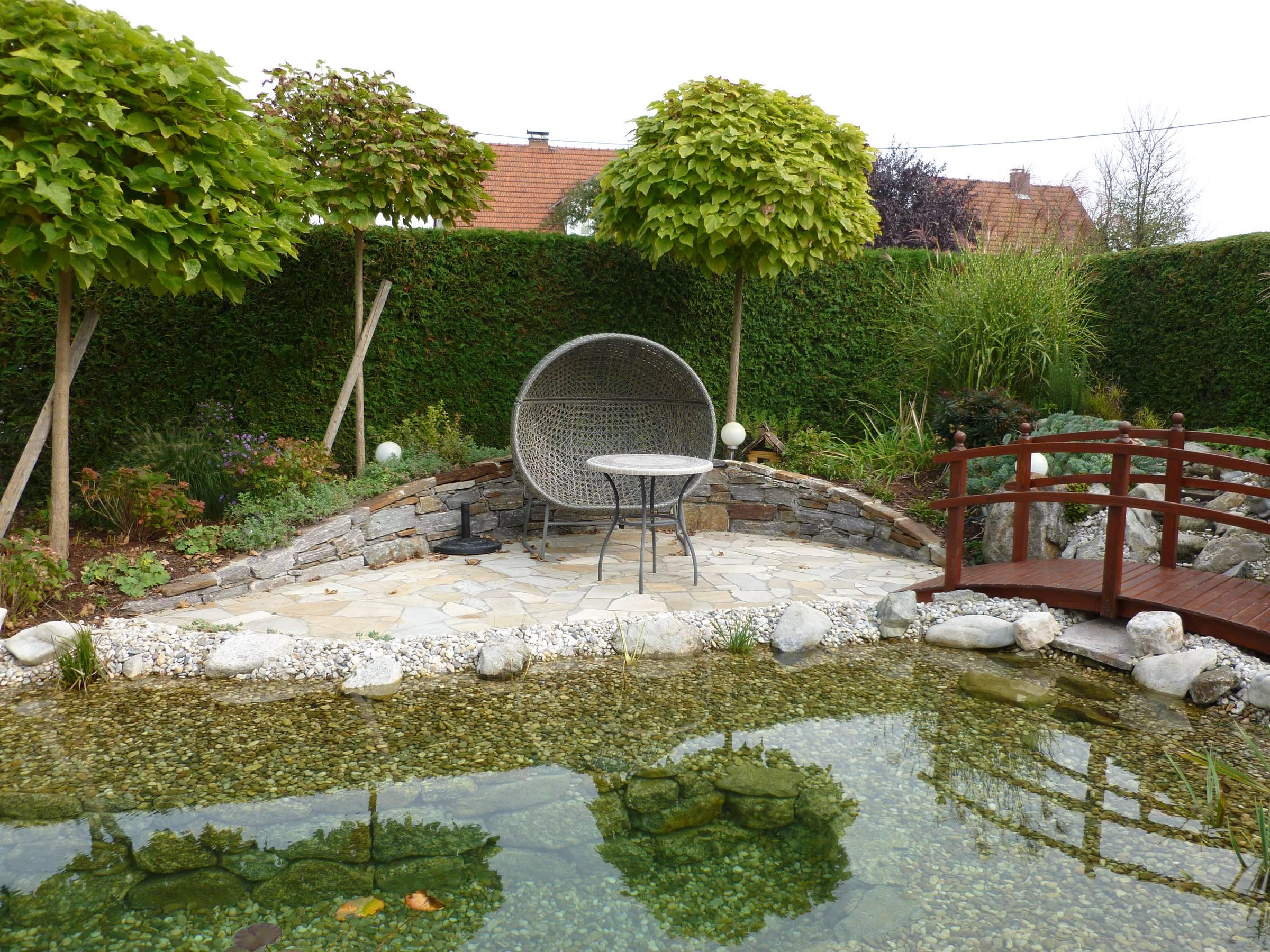 Gartengestaltung oberhuber ihr g rtner in linz o for Gartengestaltung mit buchs und hortensien